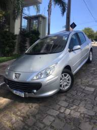 Peugeot 307 2.0 16v  ar digital + couro Whats - *