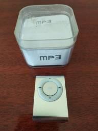 MP-3 Com Rádio FM e Cartão SD