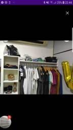 Cabideiro/ organizador de roupa