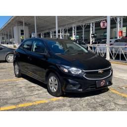 Título do anúncio: Chevrolet Onix LT 1.0 2019 Completo! Revisado / Garantia / Aceito Trocas!!!