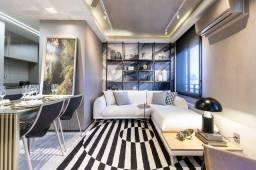 Apartamento à venda com 1 dormitórios em Auxiliadora, Porto alegre cod:177415