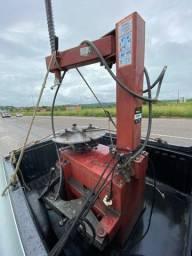 Máquina automática de desmontar e montar pneus
