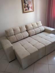Sofá retratil e reclinavel promoçao de fabrica 1300 por 1199