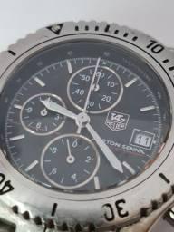 Relógio Tag Heuer Ayrton Senna Edição Limitada