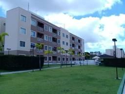 Apartamento com 2 dormitórios à venda, 53 m² por R$ 190.000,00 - Urucunema - Eusébio/CE