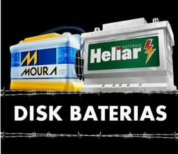 Disk Baterias - Curitiba
