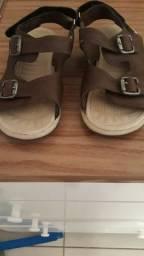 Sandália infantil tamanho 26