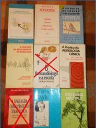 Livros para fooaudiologia