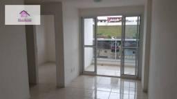 Apartamento com 2 dormitórios para alugar, 70 m² por R$ 1.200,00/mês - Jardim Camburi - Vi