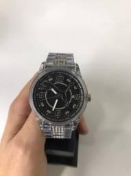 Relógio Puma pulseira com pedras original