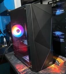 PC Gamer Core I3, 8GB RAM, SSD 120GB, HD 500GB, Placa de Video 2GB e Gabinete Novo