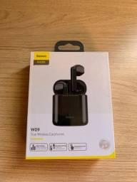 Fone Baseus W09 Sem Fio Bluetooth