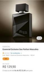 Promoção!! Essencial Exclusivo Masculino - 100 ml