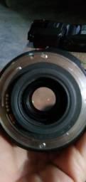 Vendo lente 18 200mm canon