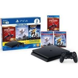 PS4-(PLAYSTATION 4) com assinatura na PSN PLUS 2,500