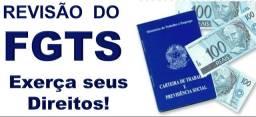 Revisão FGTS com Especialista.