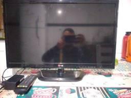 Tv/ monitor LG 24 polegadas