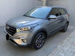 Hyundai Creta Prestige 2.0 Automático 2021 - 11 mil km (Estado de Zero)