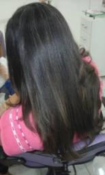 alinhamento de cabelo sem formol a partir de R$ 130 reaa