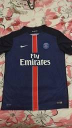 Camisa infantil Paris Saint Germain  R$ 50