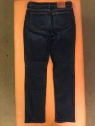 calça jeans j.crew - feminina