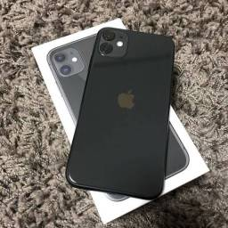 iPhone 11 64gb preto na garantia