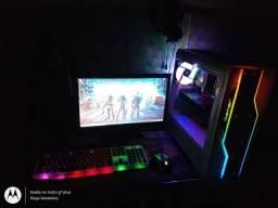 Pc Gamer de Luxo Roda Tudo