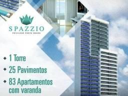 Título do anúncio: Apartamento de 2 quartos em Ponta Negra - Spazio Privillege