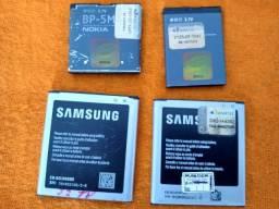 baterias para celular-conformes nas fotos