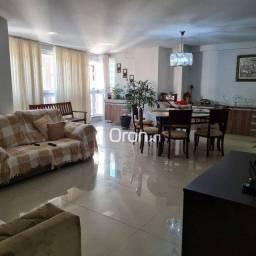 Apartamento com 3 dormitórios à venda, 125 m² por R$ 850.000,00 - Setor Oeste - Goiânia/GO