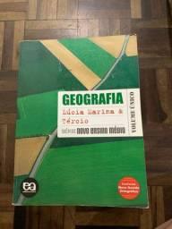 Geografia volume único - Lúcia Marina e Tércio