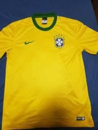 Camisa seleção brasileira de futebol oficial