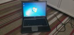 Notebook Dell Latitude D620 Processador Intel Core 2 Duo 2Gb de Ram Hd de 200Gb Windows 7