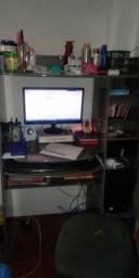 Rack/ escrivaninha para computador