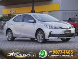 Toyota Corolla GLi Upper 1.8 Flex 16V Aut. 2019 * Novíssimo* Em estado de Zero*