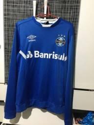 Moletom Grêmio 2017 Azul Royal M