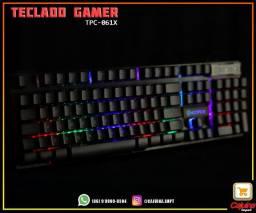 Teclado Gamer Hoopson TPC 061X t13sd5sd21