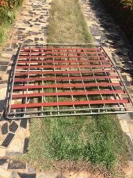 Bagageiro rack da veraneio para teto