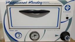 Manicure estufa