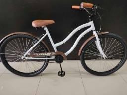 Bicicleta beach feminina aro 26