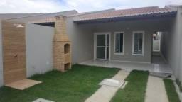 SI- Casa 2 quartos, 2 wc's, escritura grátis, próx a Av Jorge Figueiredo