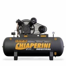 Compressor de Ar20 pcm 200 LT CJ 20+ APV 200L Chiaperini