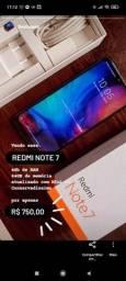 Redmi note 7  super conservado