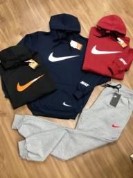 Moletons Nike três cabos