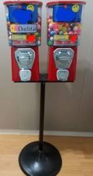 Maquina bolinha vending machine 1 polegada