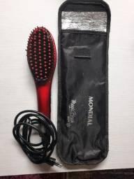 Vendo Escova alisadora Magic Brush Mondial NOVA