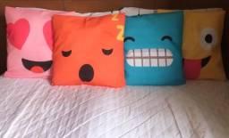 Capas de almofadas decorativas