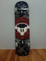 Skate Black Sheep abec-9 usado uma vez