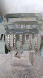 Máquina antiga antiguidade