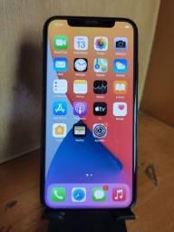 iPhone X 64gb preto (passo cartão)